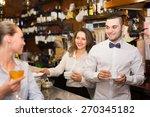 positive european female... | Shutterstock . vector #270345182