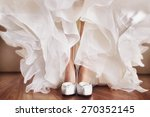 a close up image of elegant... | Shutterstock . vector #270352145