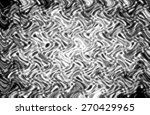 abstract  black and white ... | Shutterstock . vector #270429965