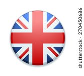 uk of great britain button | Shutterstock . vector #270450686