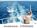 photo of the man in glasses... | Shutterstock . vector #270456002