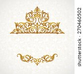 Vector Lace Pattern In...