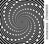 design spiral striped backdrop. ... | Shutterstock .eps vector #270460505