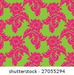 seamless pattern | Shutterstock .eps vector #27055294