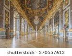 Versailles  France   April 18 ...