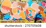 edinburgh  scotland    18 april ...   Shutterstock . vector #270705608