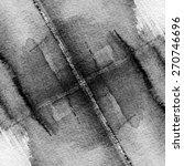black abstract watercolor macro ... | Shutterstock . vector #270746696