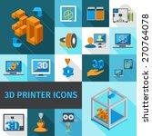 printer digital 3d technology...