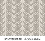 seamless anthracite gray... | Shutterstock .eps vector #270781682