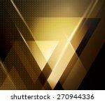 Vector Color Abstract Geometri...
