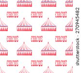 tent. seamless pattern with... | Shutterstock .eps vector #270945482