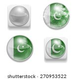 Set Isolated Vector Flag Of...