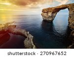 Azure Window  Natural Arch ...