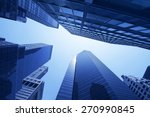 new york city skyscraper | Shutterstock . vector #270990845