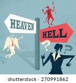 great illustration of retro... | Shutterstock .eps vector #270991862