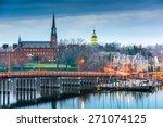 Annapolis  Maryland  Usa State...