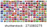 all sovereign states recognized ... | Shutterstock .eps vector #271083275