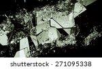 Pieces Of Broken Or Demolished...