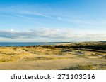 sand dunes near nida  lithuania | Shutterstock . vector #271103516
