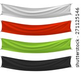 set of banners in different... | Shutterstock . vector #271125146