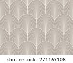 vintage seamless anthracite... | Shutterstock . vector #271169108