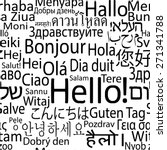 Hello In Different Languages O...