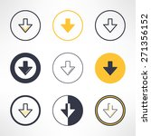 download icons set in different ...