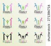 the family   Shutterstock .eps vector #271386716