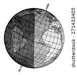 The Seasons On Earth. Position...