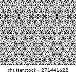 seamless geometric background ... | Shutterstock .eps vector #271441622