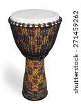 Drum  Africa  Djembe.