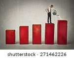 growing your own business  | Shutterstock . vector #271462226