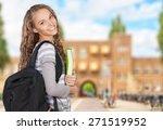 student  university  college... | Shutterstock . vector #271519952
