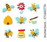 a vector illustration of... | Shutterstock .eps vector #271602776