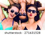 close up lifestyle summer... | Shutterstock . vector #271631528