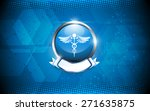 pharmacy medical concept... | Shutterstock .eps vector #271635875