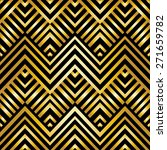 abstract geometric pattern in... | Shutterstock .eps vector #271659782