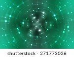 abstract fractal multicolored... | Shutterstock . vector #271773026