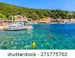kioni port  ithaka island   sep ... | Shutterstock . vector #271775702