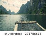China Guilin Lijiang River...