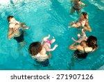 lugano  switzerland   12... | Shutterstock . vector #271907126