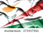 waving flag of seychelles and... | Shutterstock . vector #271927502