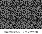 Seamless Animal Print Pattern