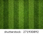 striped soccer field texture ... | Shutterstock . vector #271930892