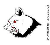graphic mascot vector image of... | Shutterstock .eps vector #271936736