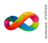 vector unreal symbol of... | Shutterstock .eps vector #271957652