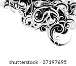 tribal art | Shutterstock .eps vector #27197695