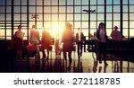 International Airport Terminal...