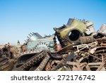scrap metals | Shutterstock . vector #272176742