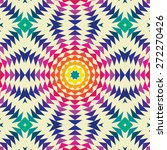 seamless pattern with... | Shutterstock .eps vector #272270426